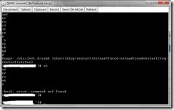 yum updateでPHPとMySQLのバージョンアップしてたらサーバーがダウンしちゃった。VNCコンソールに苦戦。