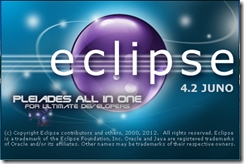 eclipse 4.2
