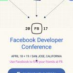React Native Facebook公式サンプル(f8app)を動かしてみる